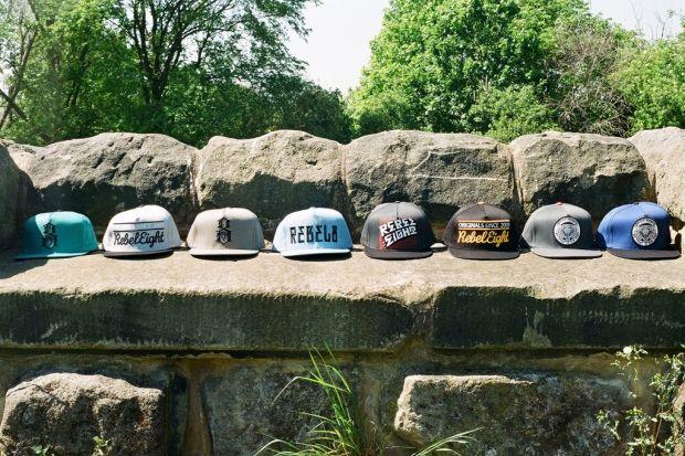 REBEL8 2012 Spring/Summer Snapback Collection | Hypebeast
