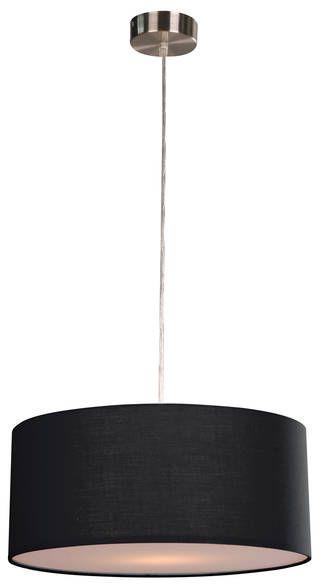 MARA 400MM PENDANT BLACK - Modern Pendants - Pendant Lights - LIGHTING DIRECT LIMITED