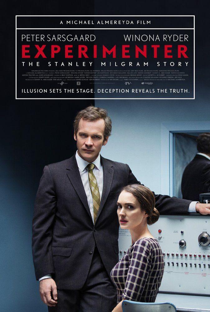 Winona Ryder in Experimenter (2015)