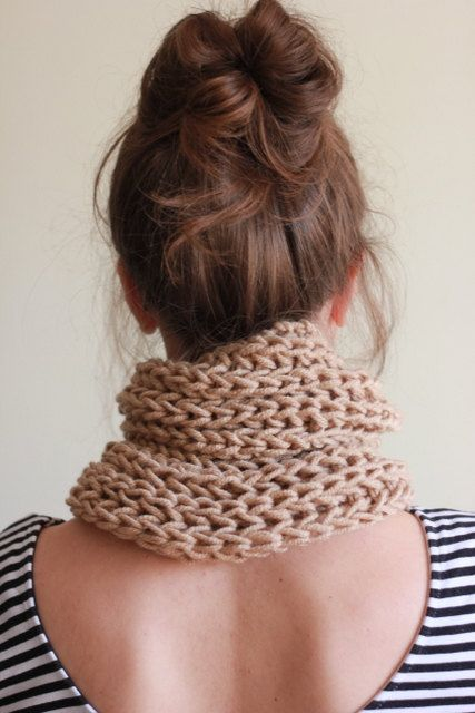 Reserved  The one with the single beige cowl by winkitywink