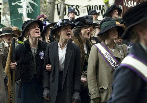 nice Carey Mulligan and Meryl Streep are Activists in First 'Suffragette' Trailer