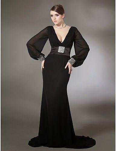 Bonitos vestidos de fiesta elegantes Otoño - Invierno 2014
