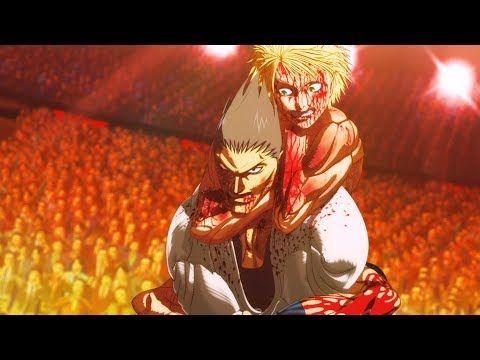 Kengan Ashura Season 2 Imai Cosmo Fight Akoya Amv Solider Youtube Anime
