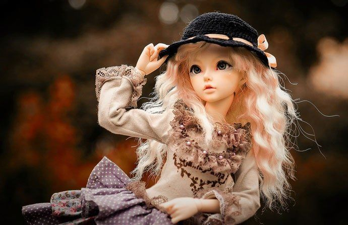 Check this amazing collection of Best Cute Dolls Images for WhatsApp DP (Display Picture). You will also find cute dolls images for facebook profile picture