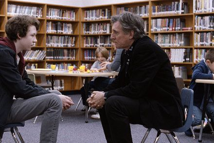 Review: In Louder Than Bombs a Father and Sons Grieving from A. O. SCOTT at the New York Times. #movies