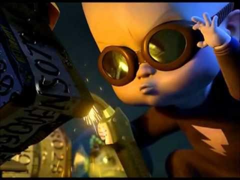 Megamind -You fantastic fish you- - YouTube