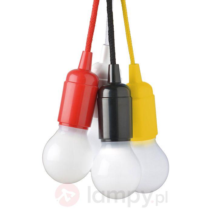 Hanger - lampa do wielu aranżacji 8507935X