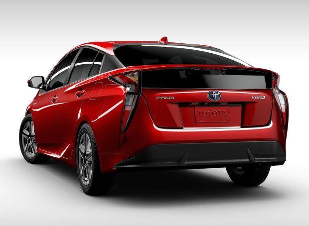 New Toyota Prius 2016 Www.pierceytoyota.com