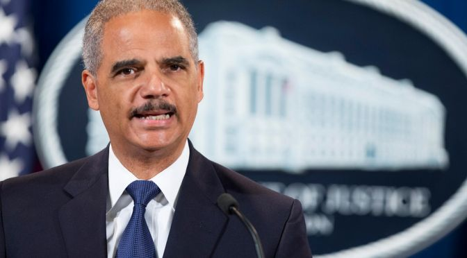 """Holder tells Fast and Furious critics to """"kiss his ass"""" in released emails"""