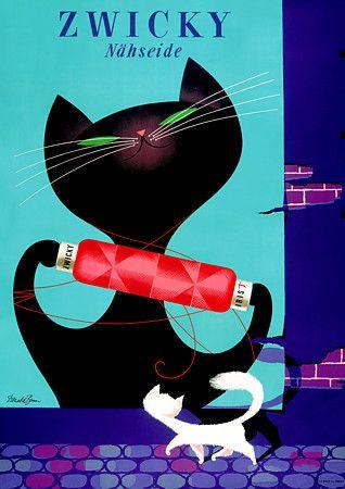 Vintage Sewing Advertising Posters Art Prints
