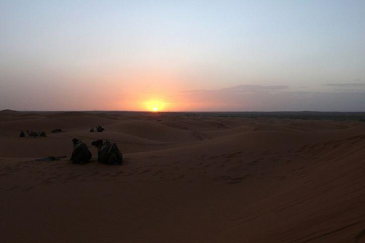 tramonto nel deserto #2 | Flickr - Photo Sharing!