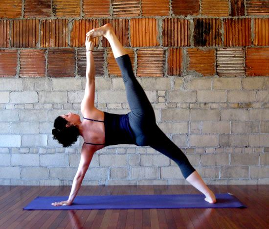 side plank with variation