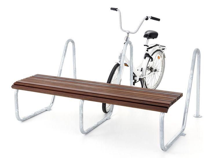 Park Friend Bicycle Rack   Nola