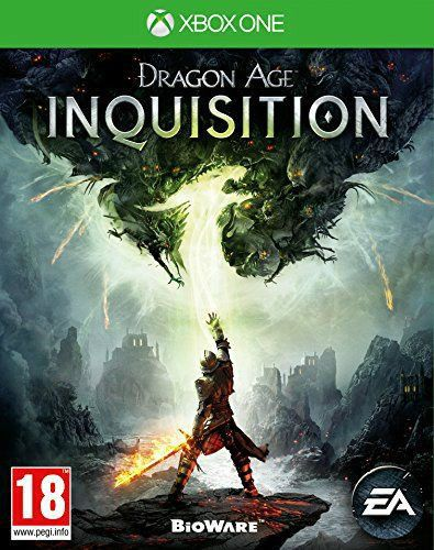 Dragon Age Inquisition XBOX ONE Game - Mint Condition - FREE P+P - Only £35.00!
