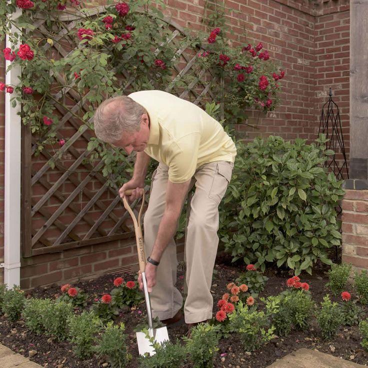 Spade, Garden Life #Trädgårdsarbete #Trädgårdsredskap #Spade