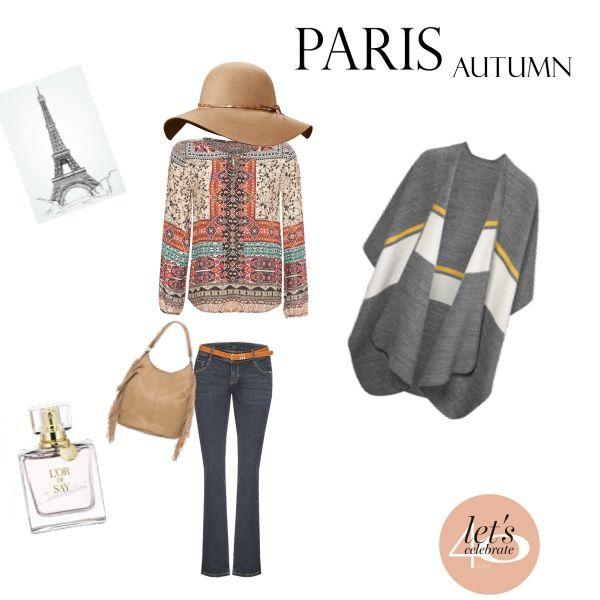 Podzim v Paříži