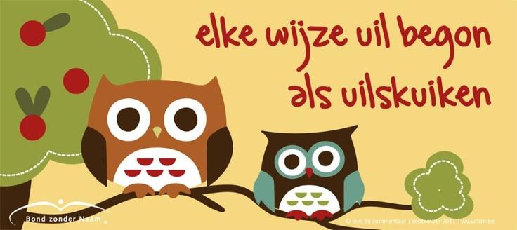 Citaten School Terbaru : Unieke ideeën over uil citaten op pinterest nachtuil