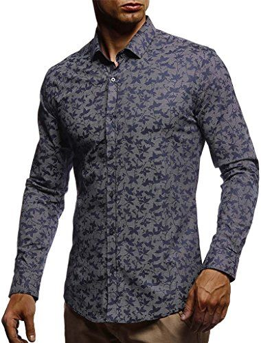 Amazon BOLF Herren Hemd Casual Kurzarm Shirt Slim Fit Freizeithemd Casual  6540 Dunkelblau M  2B2      Mode für Männer   Pinterest   Fitness 455ed949a1