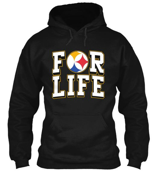 Limited-Edition Steelers Hoodie | Teespring - ended in january & didnt meet the goal :(
