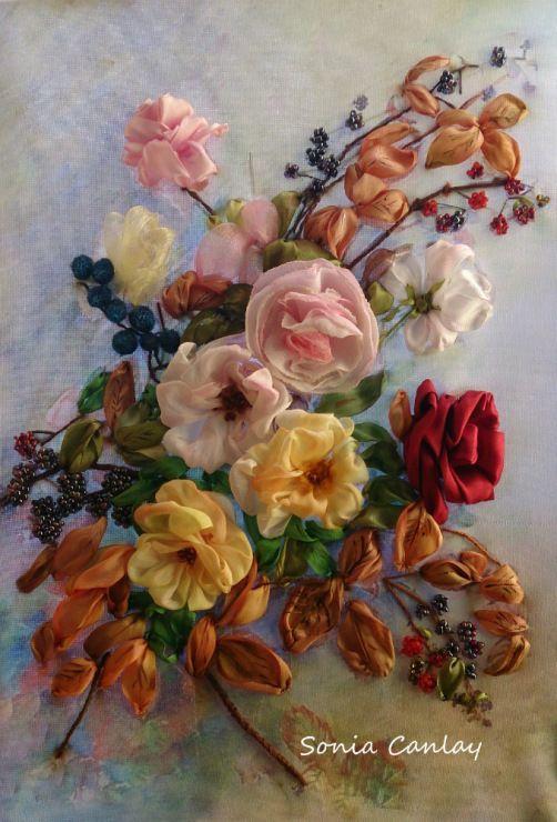 (33) Gallery.ru / Прощание с летом - Вышивка 2014 - somica