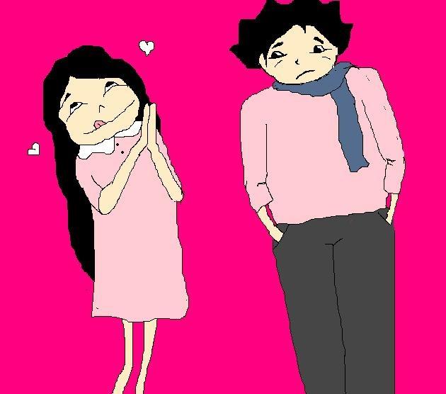 illustration,love