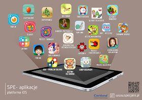 Specjalne potrzeby edukacyjne - aplikacje na iPada