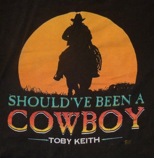 Toby Keith - COWGIRL!