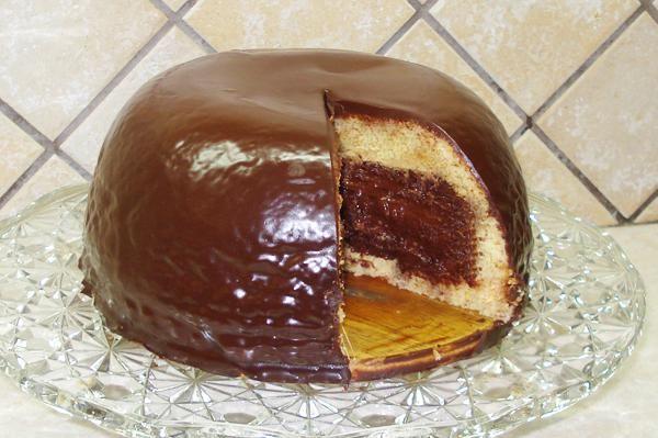 Σοκολατένια βόμβα. Μια σοκολατένια βόμβα έτοιμη να εκραγεί.....γευστικά!