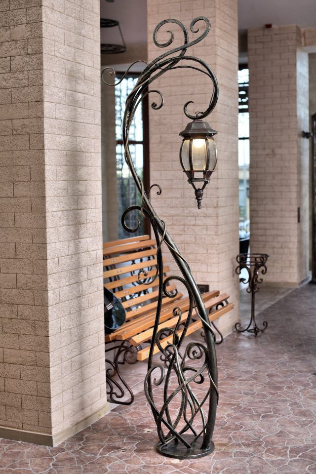 Best 25 outdoor lamp posts ideas on pinterest garden lighting metaks sowroom beatifully designed iron lamp for outside your home mozeypictures Image collections