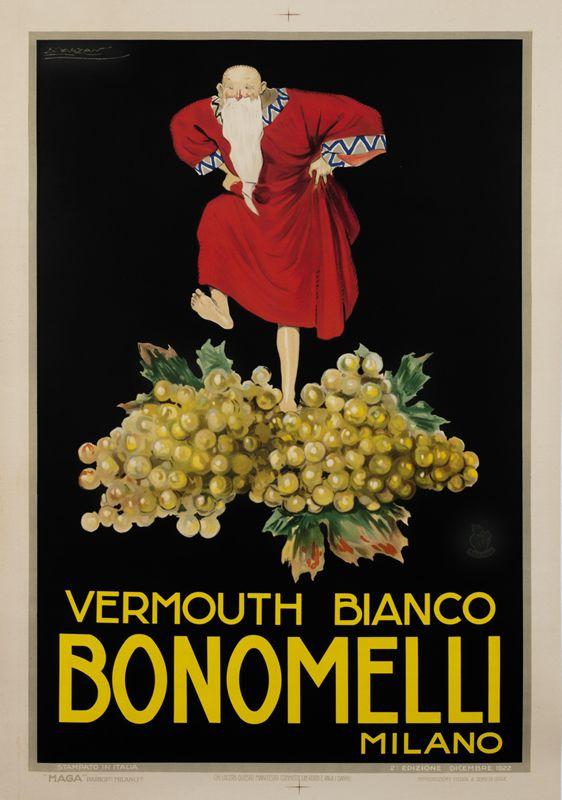 Bonomelli by Mauzan, Achille