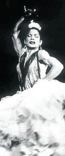 Carmen Amaya, centenario de un mito