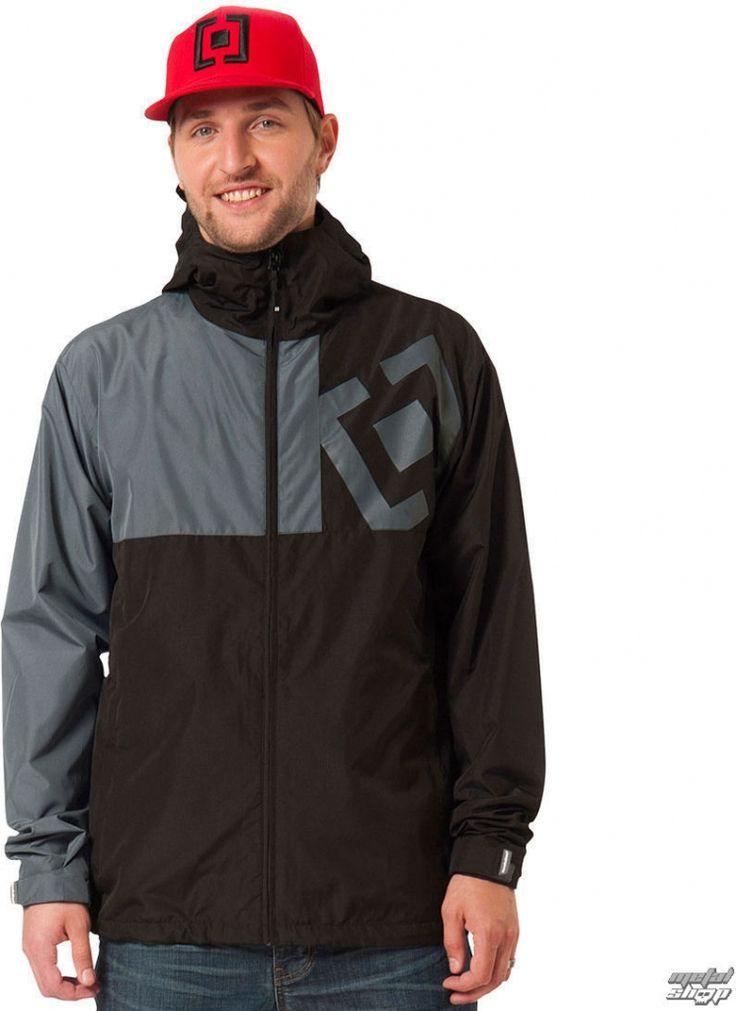 Horsefeathers bunda pánská jarně podzimní Fuse Black