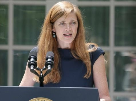 #TXpolitics Dimwit Democrat Samantha Power: Terror Victim Daniel Pearl Shared Responsibility for His Own Murder