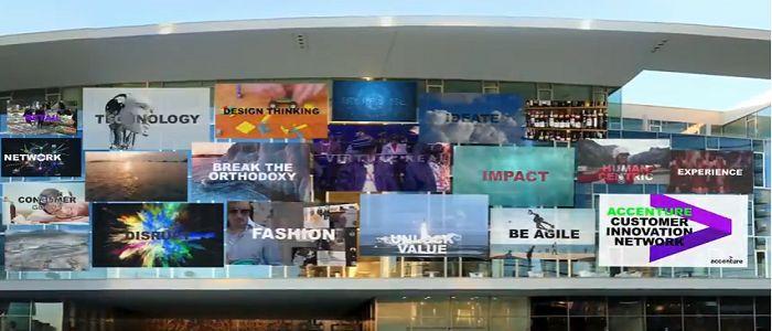 Accenture apre a Milano il polo di innovazione ACIN