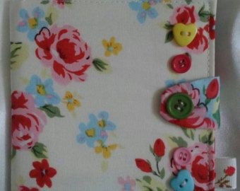 Sewing needle case shabby vintage style