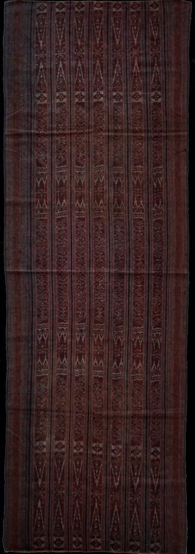 Ikat from Raijua, Savu Group, Indonesia