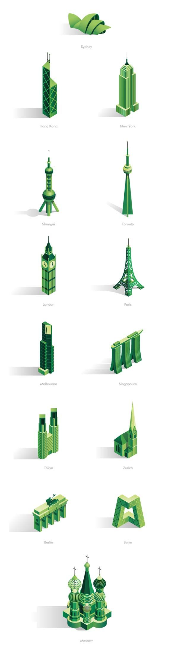 Animated Infographics by Veni Vídeo Vici for CBRE