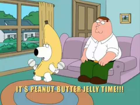 In honor of Peanut Butter & Jelly Day here you go to help get you outta bed!!!Morning Sunshine now let's do this :)