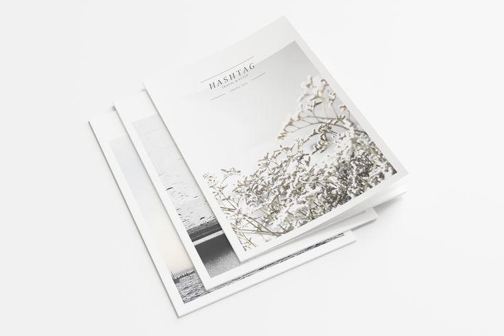 Cover Design - Hashtag Magazine - Publication - Seasonal