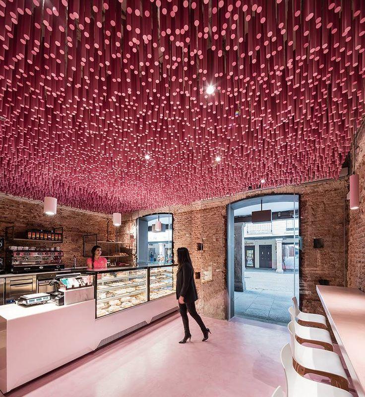86 Interior Design Firms Retail Hospitality Design Lk In The Heart Of Alcal De Henares