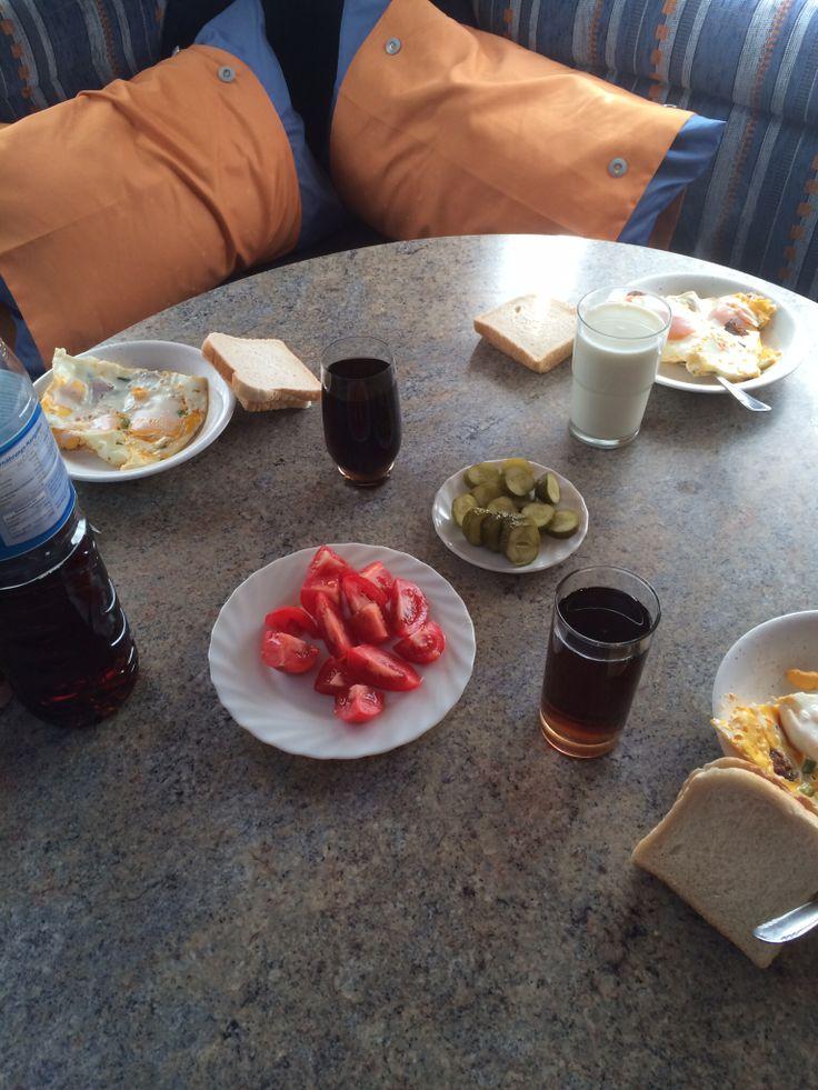 Egy könnyű reggeli