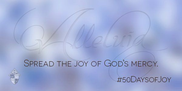 Read the Bull of Indiction for the Jubilee Year of Mercy. https://w2.vatican.va/content/francesco/en/apost_letters/documents/papa-francesco_bolla_20150411_misericordiae-vultus.html … #50DaysofJoy