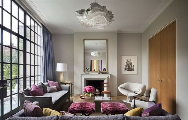 Stylish Townhouse With A Very Cozy Interior In New York | DigsDigs