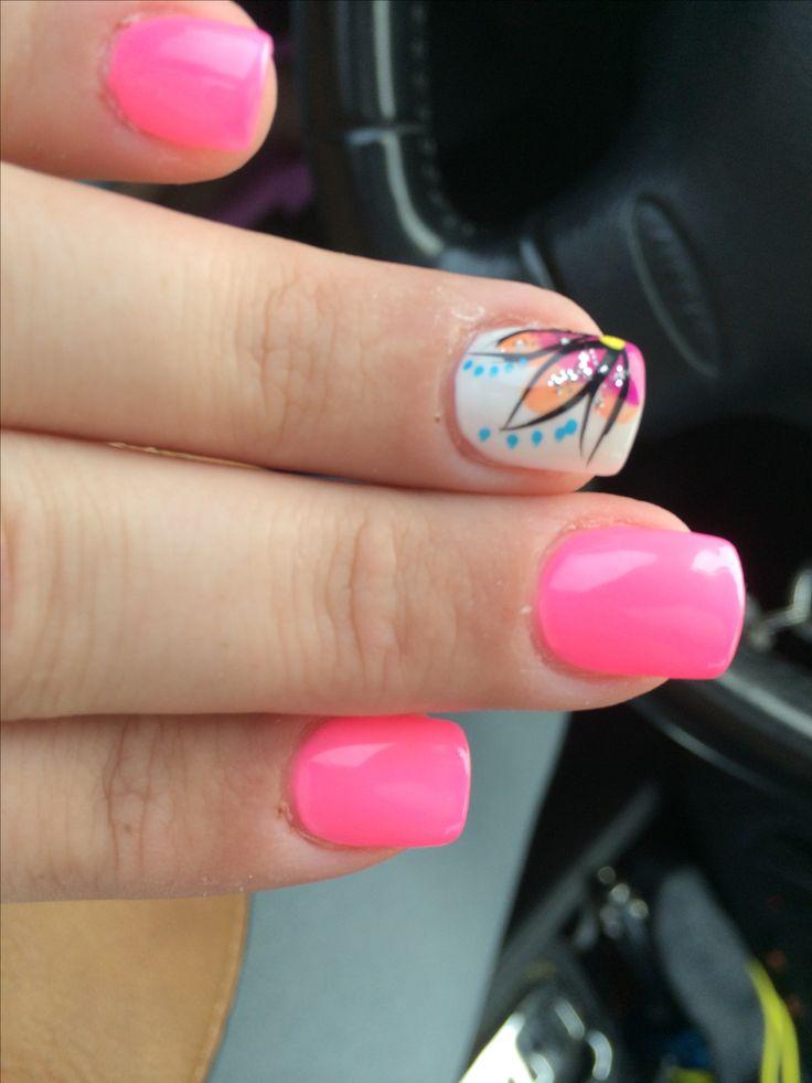 2014 summer nail art