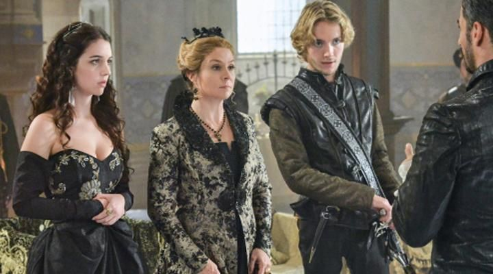 Reign Video - Left Behind | Watch Online Free Very good. Diane is responsible for the Count and his Castle take-over attempt. Historically, this episode is true to form.