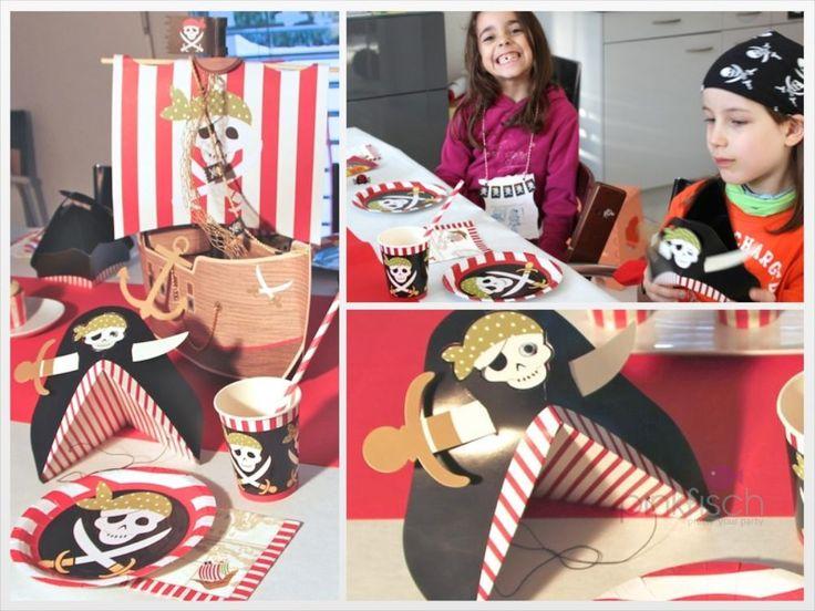 34 besten Piraten Party Bilder auf Pinterest Kindergeburtstag - piratenparty deko kaufen