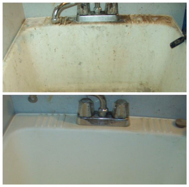 Do Stainless Steel Sinks Rust : ... -Bar Keepers Friend on Pinterest Cleanses, Copper and Removing rust