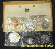 1961 UNCIRCULATED PROOF-LIKE  #CanadianMint #Canadian #Mint $99.95
