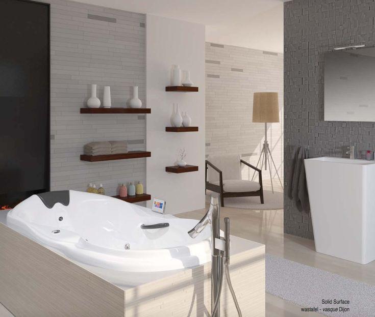 71 best Wellness Spa Whirlpool Sauna Gespot by - das moderne badezimmer wellness design