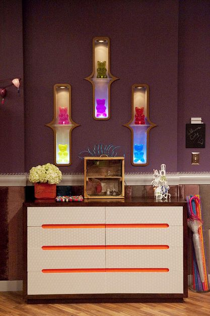 Icarly Bedroom Closet room decor on pinterest diy room decor, gummy ...